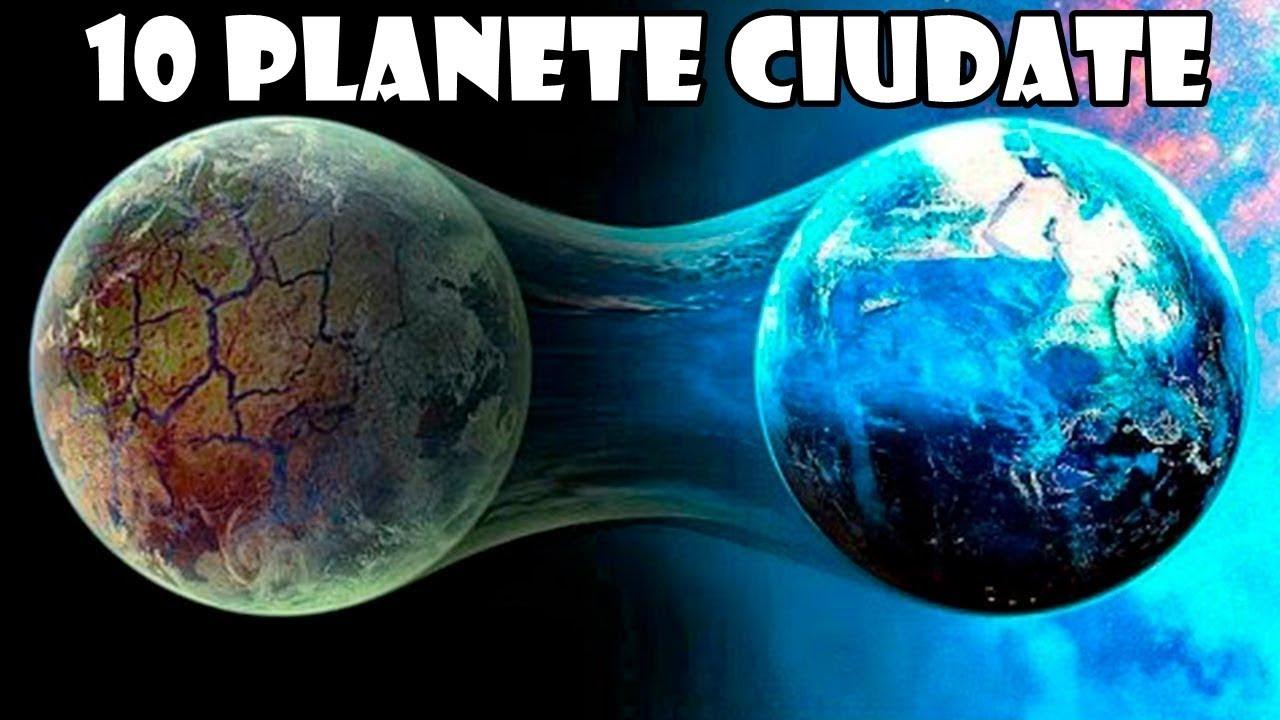 planete ciudate